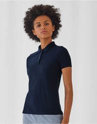 PW455 B&C Safran Pure women Polo donna 100% fine piquet disponile in 24 colori