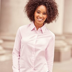 Camicia donna oxford Easy Care. Da Lavoro e Corporate.