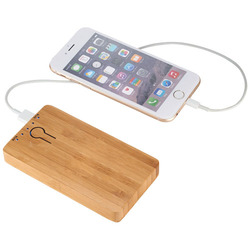 123676 Avenue Powerbank PB-5000 Bamboo