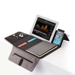 "PORTA TABLET DA 9-10""+PORTA BLOCCO+TASCHE ACCESSORI MEDIA"