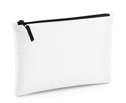 BG38 BagBase Grab Pouch Bustina con zip. Stampa sublimatica