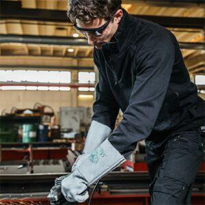 Abbigliamento da lavoro personalizzato stampa ricamo logo industria ... a3a82178bd0d
