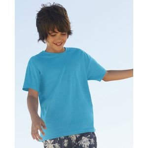 610330 Fruit of the Loom Valueweight T-shirt bambino Classic fit 100% cotone 165gr Thumbnail