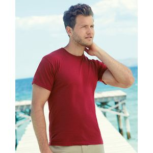 610820 Fruit of the Loom Original T-shirt manica corta Classic fit 100% cotone 145gr Thumbnail
