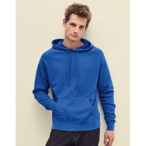 621400 Fruit of the Loom Lightweight Hooded Sweat Felpa uomo leggera con cappuccio Thumbnail