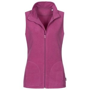 ST5110 Stedman Active Fleece Vest Women Gilet donna in micropile con tasche laterali Thumbnail
