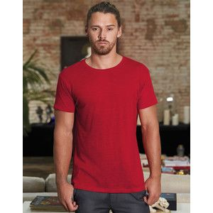 TM046 B&C Favourite T-shirt uomo fashion in 100% cotone fiammato no label Thumbnail