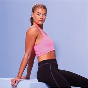 JC017 AWDis Cool Top sport donna elasticizzato Thumbnail