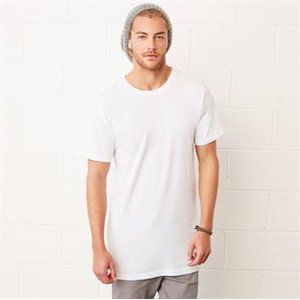 BE122 Bella Canvas T-shirt Unisex extra lunga Thumbnail