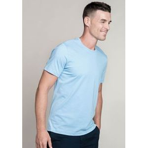K356 Kariban T-shirt girocollo lavabile a 60° Slim fit 100% cotone 180gr Thumbnail