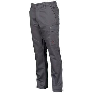 Worker Winter Payper Pantalone invernale multitasche 100%cotone satin brushed Thumbnail