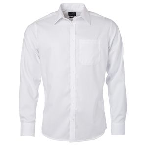 JN682 James & Nicholson Camicia Uomo in micro-twill No Stiro 100% cotone Thumbnail