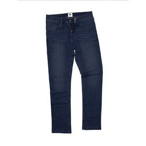 SD004 AWDis So Denim Max Pantalone jeans Slim fit uomo tessuto stretch  Thumbnail