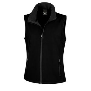 R232F Result Gilet softshell donna interno micro pile extra caldo280 g/m² Thumbnail
