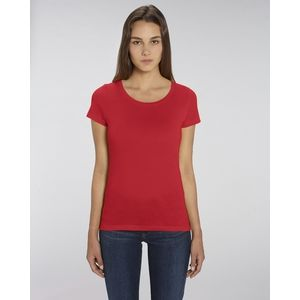 STTW017 Stanley&Stella Lover T-shirt donna Senza etichetta Medium fit 100% cotone biologico 120gr Thumbnail