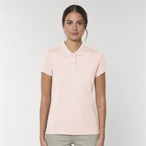 STPW034 Stanley&Stella Devoter Polo donna Medium Fit 95% cotone biologico 5% elastan 200gr Thumbnail