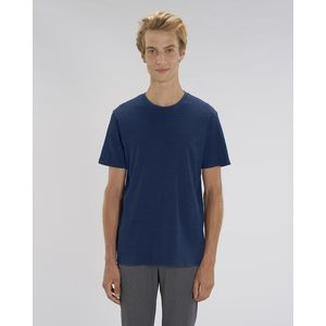 STTU756 Stanley&Stella Creator Denim T-shirt girocollo Medium fit 100% cotone organico 155gr Thumbnail