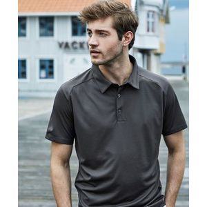 7200 Tee Jays Luxury Sport Polo manica corta Classic fit 100% poliestere 150gr Thumbnail