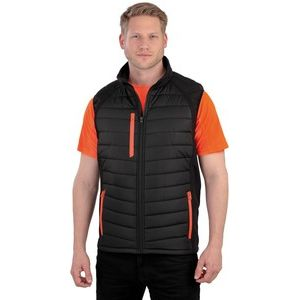 R238X Result Gilet softshell uomo impermeabile 100% poliestere 280 g/m2 Thumbnail