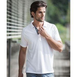 R565M Russell Polo uomo m. corte 65% Poliestere 35% cotone 180g/m² Classic Fit Thumbnail