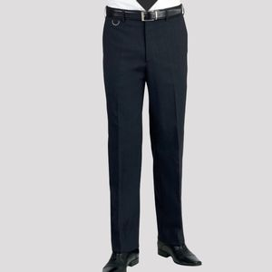 8648 Brook Taverner Mars Pantalone uomo tailored fit 100% poliestere  Thumbnail