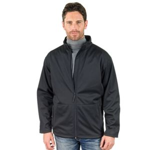 R209M Result Giacca uomo in softshell antivento e impermeabile Thumbnail