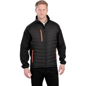R237X Result Softshell uomo impermeabile 100% poliestere 280 g/m2 Thumbnail